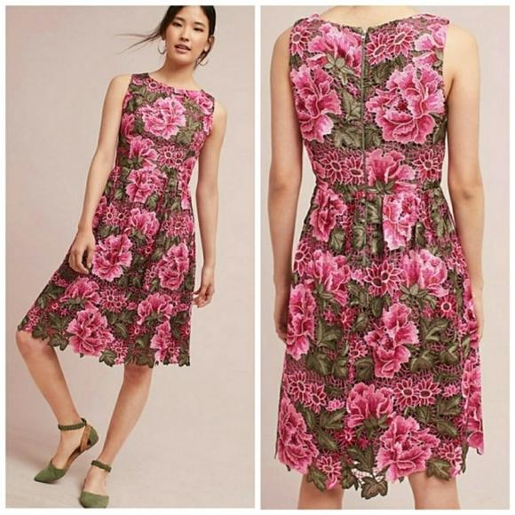 Anthropologie Dresses & Skirts - ERI + ALI Anthropologie, Floral Lalia Dress